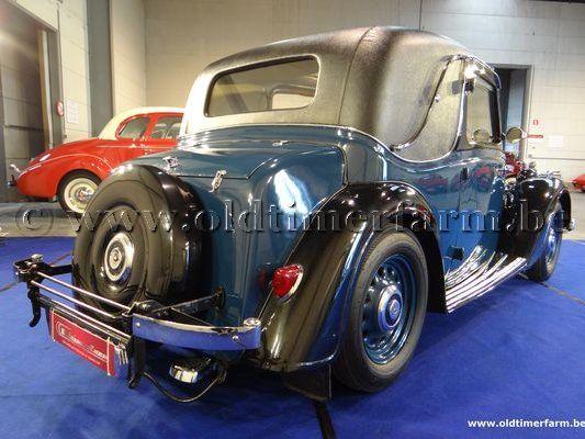 Morris Minor 10/4 Series III Spécial