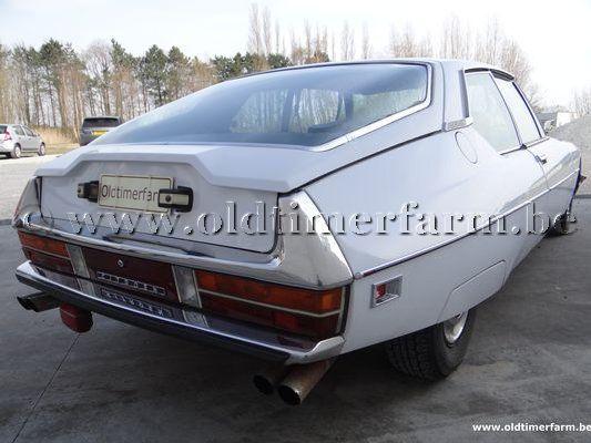 Citroën SM  (1973)