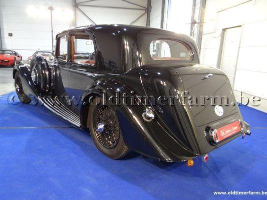 Alvis 4.3 Saloon '37 (1937)
