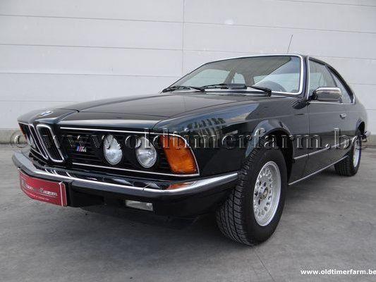 BMW  628 CSI A '88 (1988)