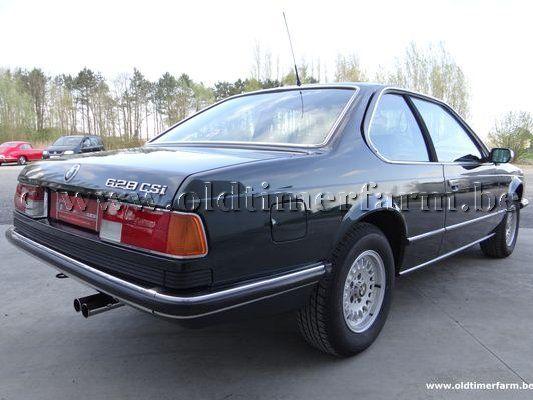 BMW  628 CSI A
