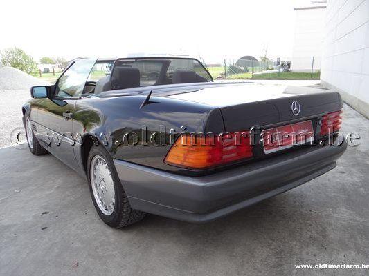 Mercedes-Benz 300 SL Black (1991)