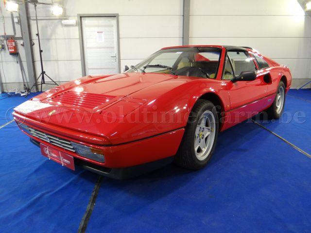 Ferrari 328 GTS Red (1987)