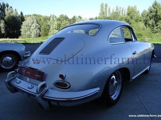 Porsche  356 B T5 Grey