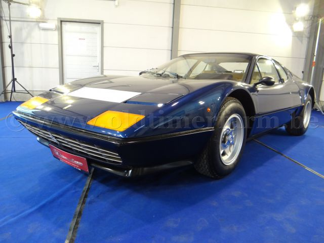 Ferrari 512 BB  Blue (1981)
