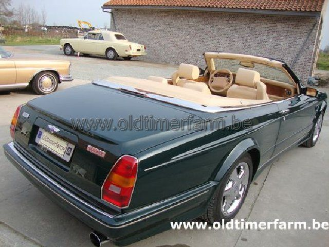 Bentley  Azure Wide Body Green (2001)