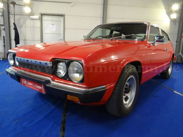 Reliant Scimitar GTE Aut. Red
