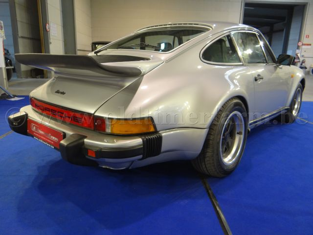 Porsche  911 - 930 Turbo Grey  (1976)