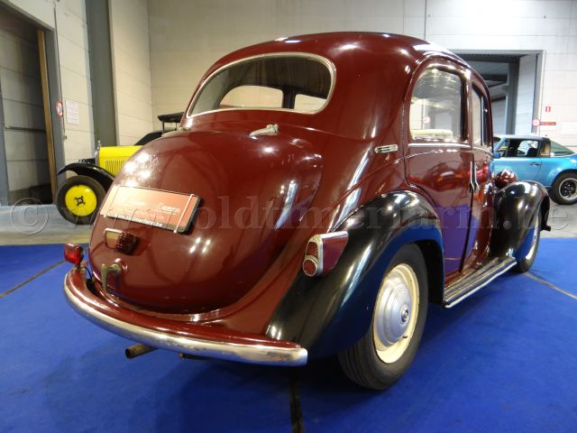 Simca  8 Bordeaux (1950)