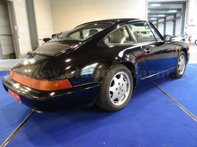 Porsche  911 - 964 Carrera 4 Black (1989)