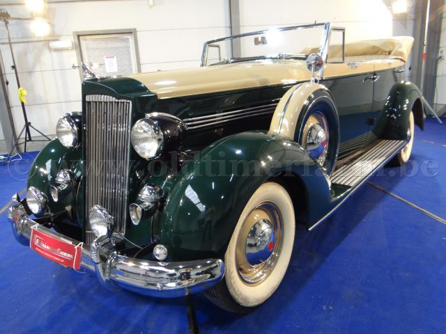 Packard  Super Eight Four Door '36 (1936)