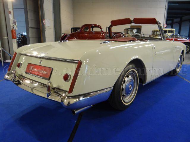 Facel Vega Facellia Cabriolet Beige (1961)