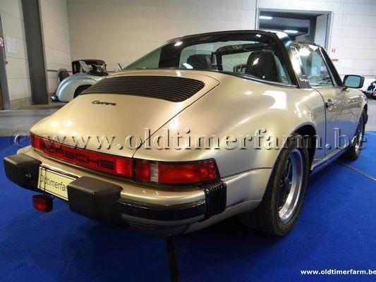 Porsche  911 3.2 Targa Airco Platina (1986)