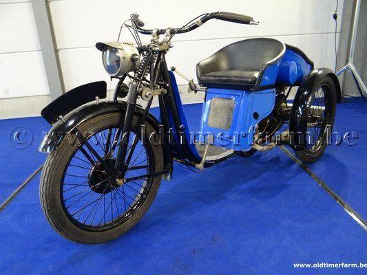 Monet  Goyon Moto  (1930)