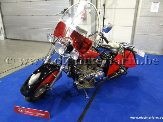 Harley Davidson Transformation Indian '57