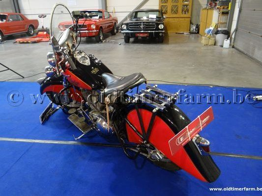 Harley Davidson Transformation Indian