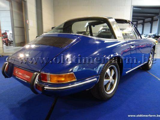 Porsche 911 2 2t Targa 70 1970 Vendue 0280