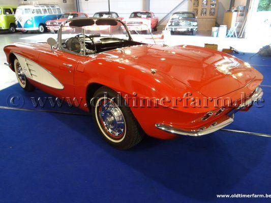 Corvette C1 Red