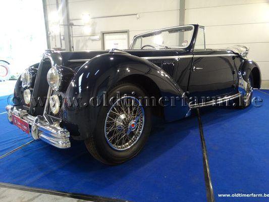 Talbot Record T26 Cabriolet d