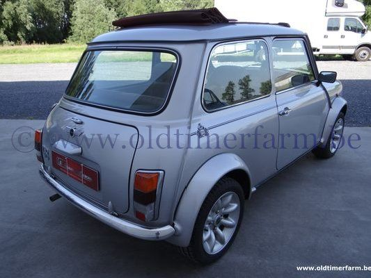 Mini  40 th Anniversary MPI Grey Open Roof  (1999)