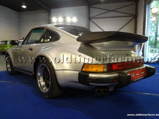 Porsche  911-930 Turbo Light Grey