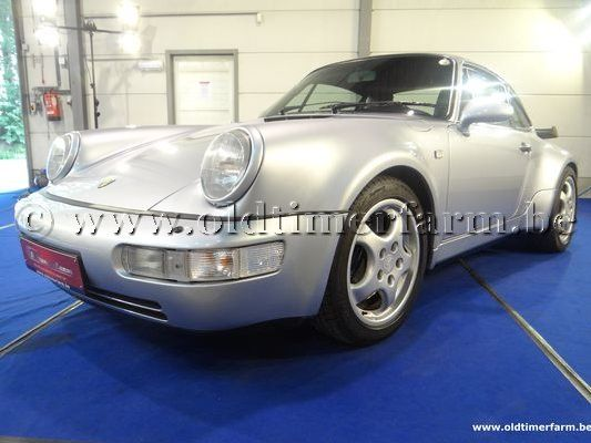 Porsche  911-964 Turbo Grey