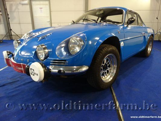 Alpine A 110  1.3 Fasa Blue