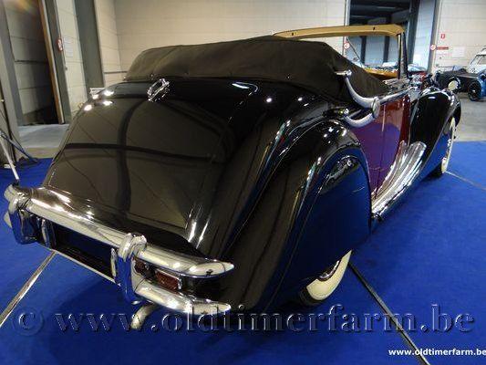 Jaguar MK V 3.5 '50 (1950)