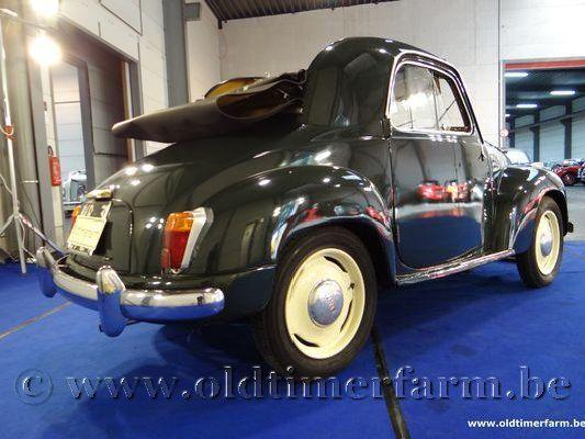 Fiat  500C Topolino Cabriolet (1953)