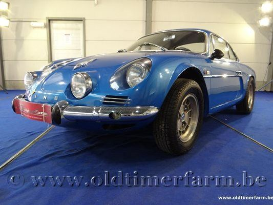 Alpine A 110 1.3 Fasa '70 (1970)