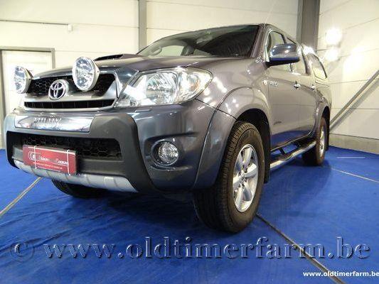 Toyota Hilux SRX 3.0 D4D Aut.