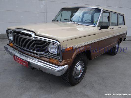 Jeep Wagoneer Beige '79 (1979)