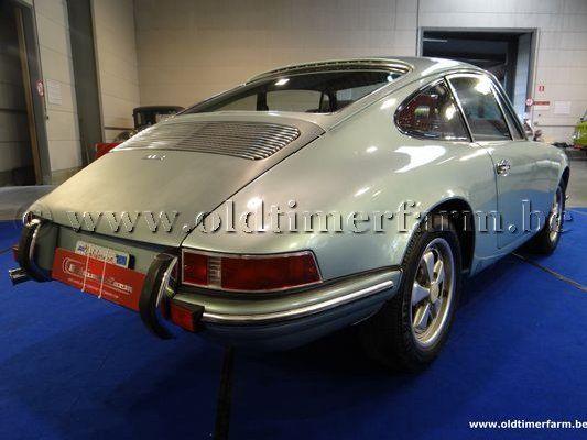 Porsche  912 Blue/Green