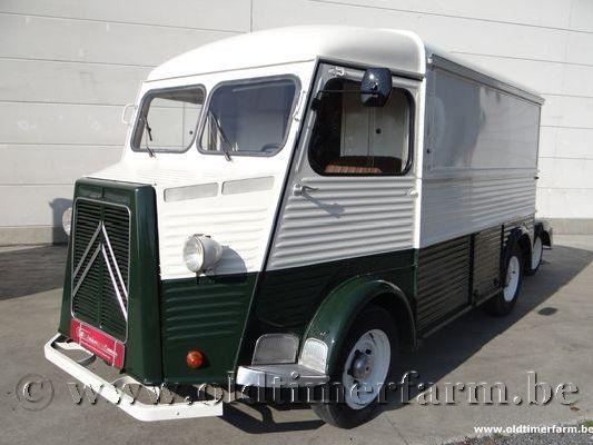 Citroën HY Mobilhome + Remorque