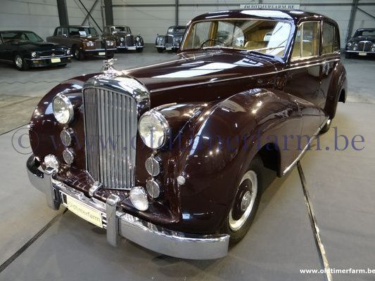 Bentley  MK VI James Young Sports Saloon
