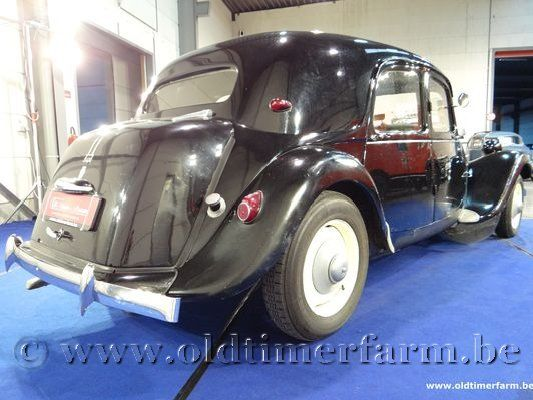 Citroën Traction 11 B  Black '54 (1954)