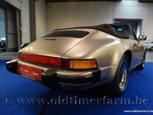 Porsche  911 3.2 Carrera Platina '84 (1984)