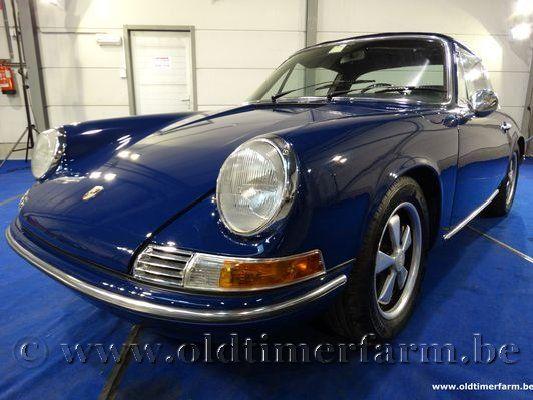 Porsche  911 2.2T Targa Albert Blau