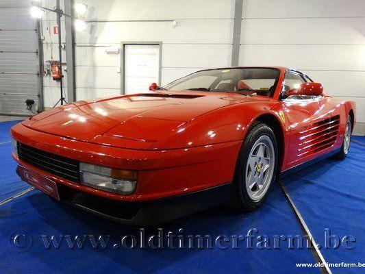 Ferrari Testarossa F110  Rosso Corsa  '90 (1990)