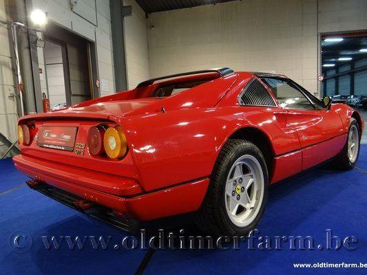 Ferrari 328 GTS Red