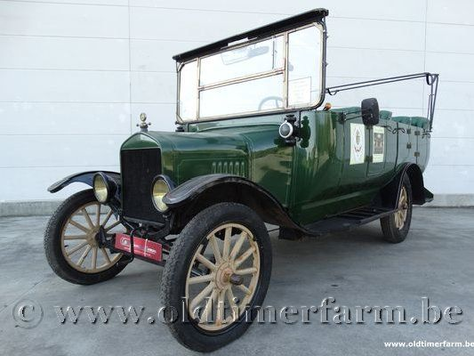 Ford T Charabanc 17 Seater '24