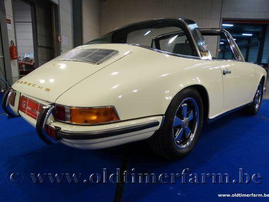Porsche  911 2.2 S Targa Light Ivory '71 (1971)