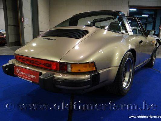 Porsche 911 3.0 SC Targa Platinum