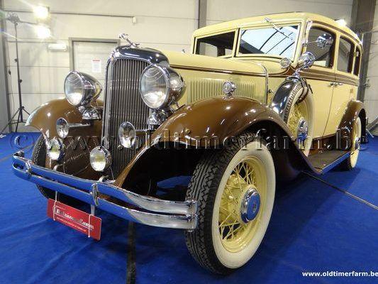 Chrysler CI '32 (1932)