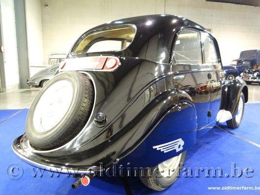 Peugeot  202 BH Black