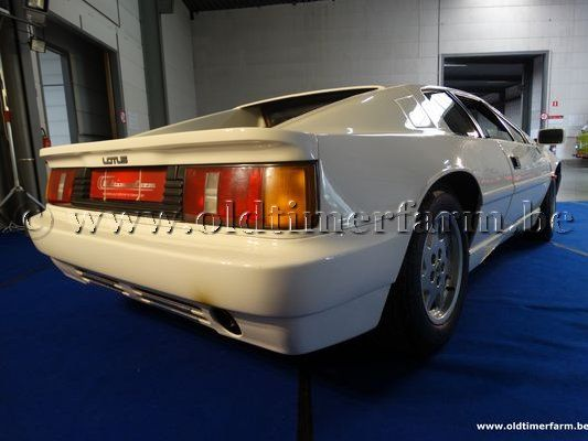 Lotus Esprit S3 (Stevens) Type 85 White