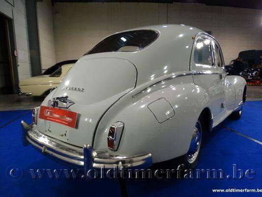 Peugeot 203 C Grey