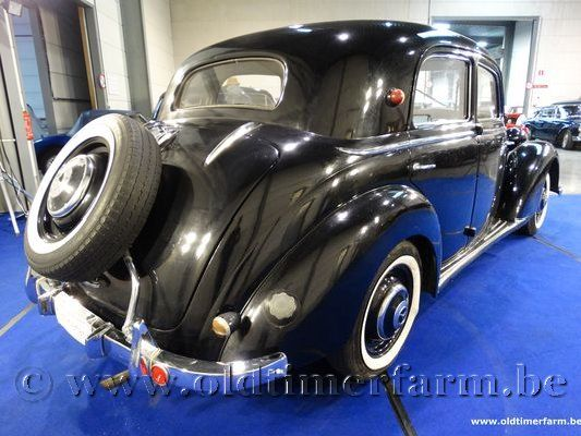 Mercedes-Benz  170S Black