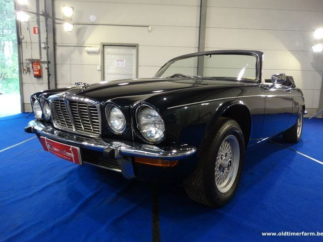 Jaguar XJ6C 4.2 Green '78 (1978)
