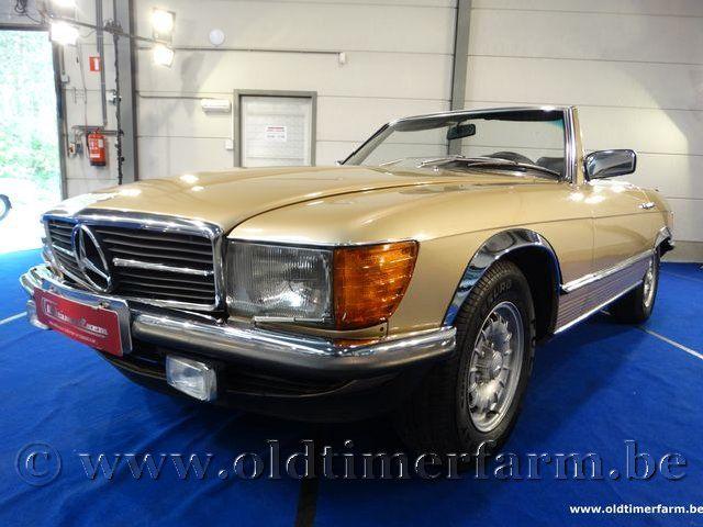 Mercedes-Benz 380SL Gold '80 (1980)